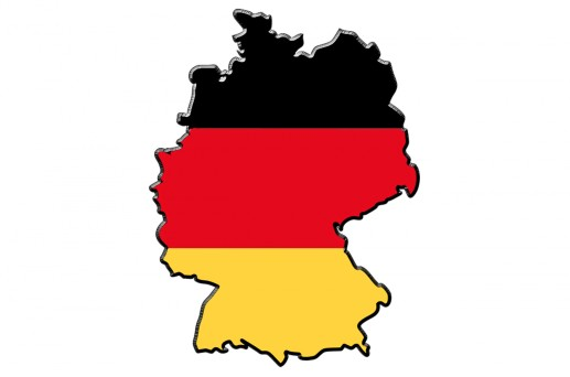 map-of-germany